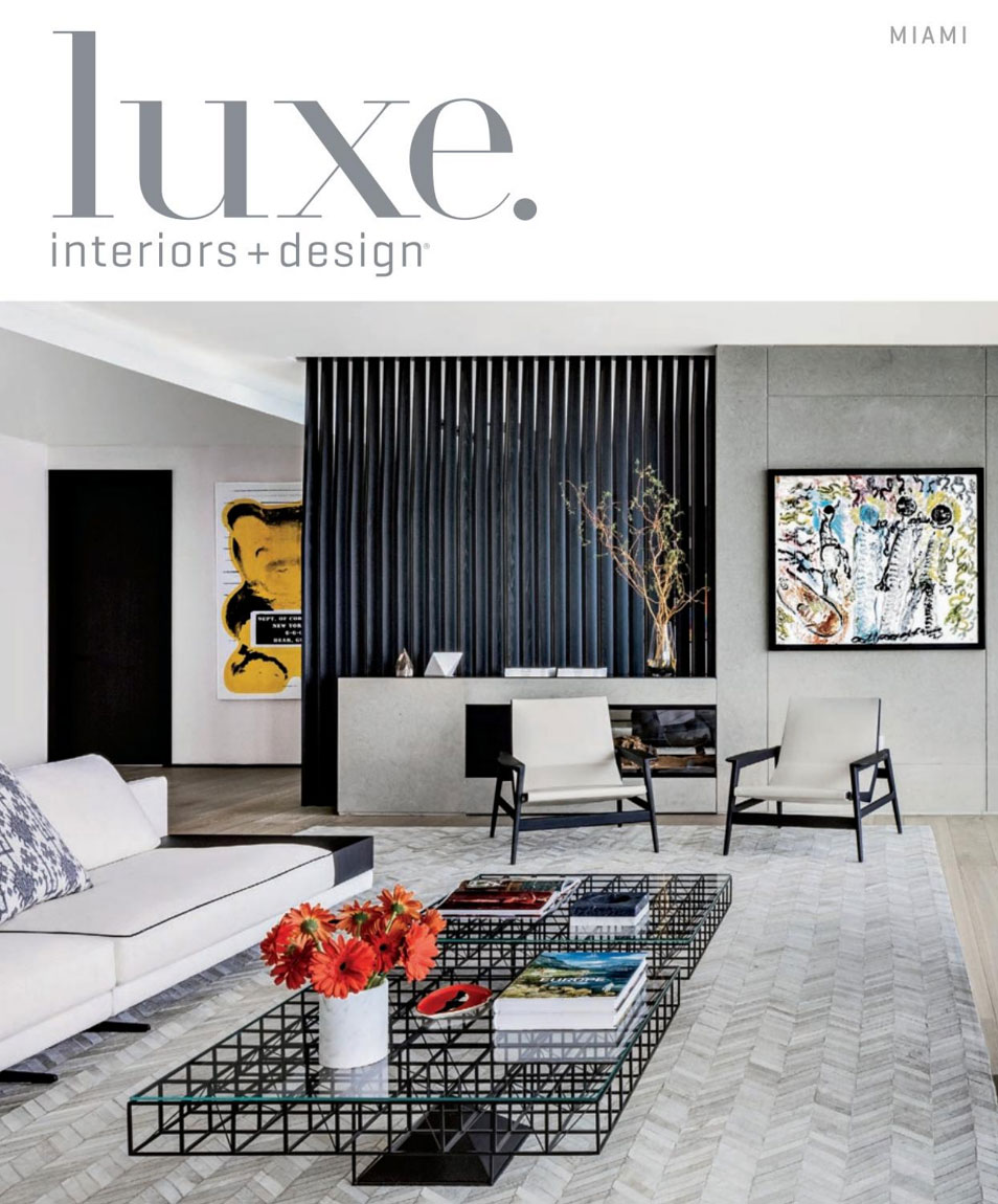 Luxe Magazine Interior Design